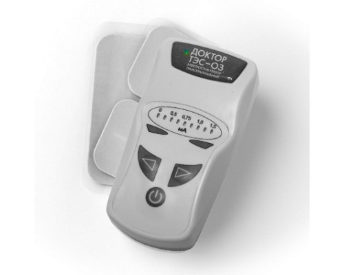 Физиотерапевтический прибор Доктор ТЭС-03