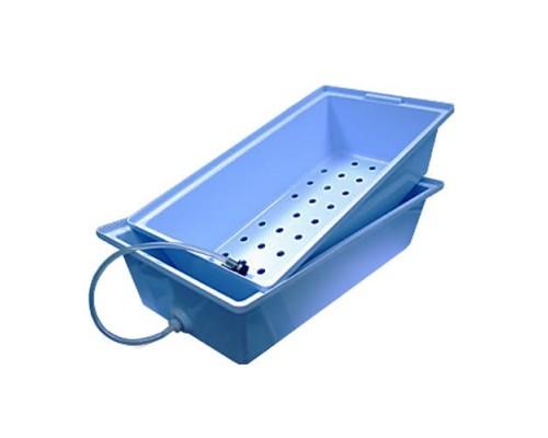 Контейнер КДС-35 Кронт (с боковым сливом) для дезинфекции инструментария