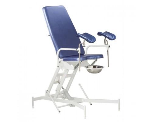 Кресло гинекологическое КГ-411 МСК гидропривод