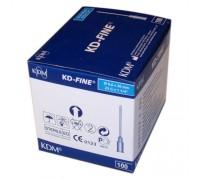 Игла инъекционная 23G (0,6 х 30 мм) KDM