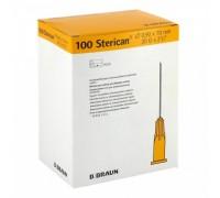 Игла инъекционная 20G (0,9 x 70 мм) B.Braun
