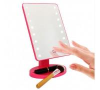 Зеркало настольное с LED подсветкой Large LED Mirror