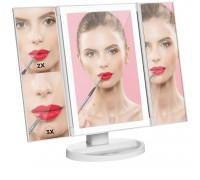 Зеркало настольное с LED подсветкой Superstar Magnifying Mirror