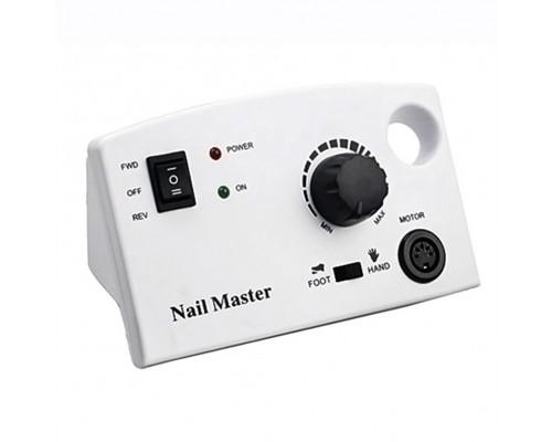 Аппарат для маникюра Nail Master DM-201 (Nail Drill ZS-602, 30 000 об/мин)