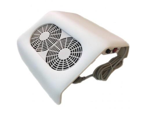 Вытяжка пылесос для маникюра на 2 вентилятора (48Вт.)