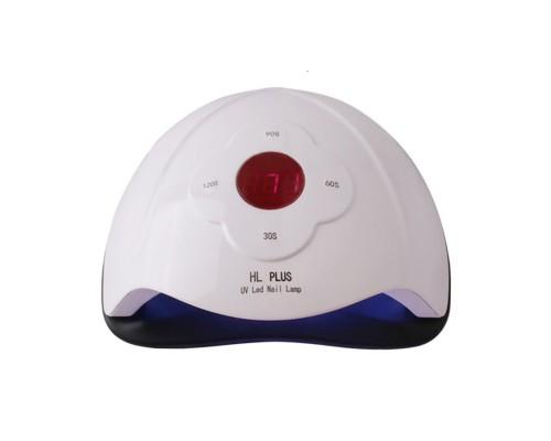 Лампа для гель-лака и шеллака HL Plus UV LED 90 Вт