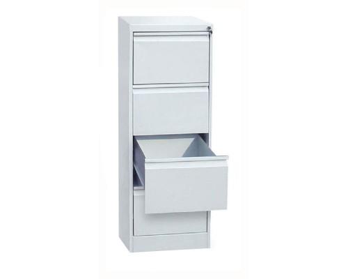 Картотечный шкаф из металла ШК 4 (Формат - А4)