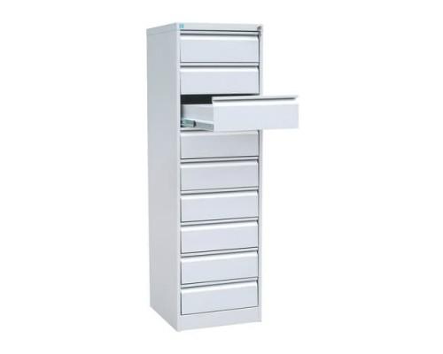 Картотечный шкаф из металла ШК 9 (Формат - А5)