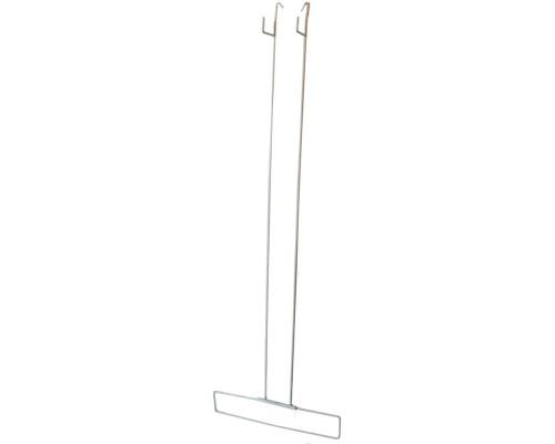 Дополнительные принадлежность к шкафу МСК-649 (держатель швабры и держатель тряпки)