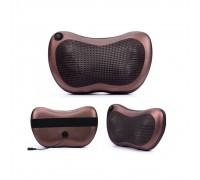 Массажная подушка с инфракрасным подогревом 4 ролика (8028)
