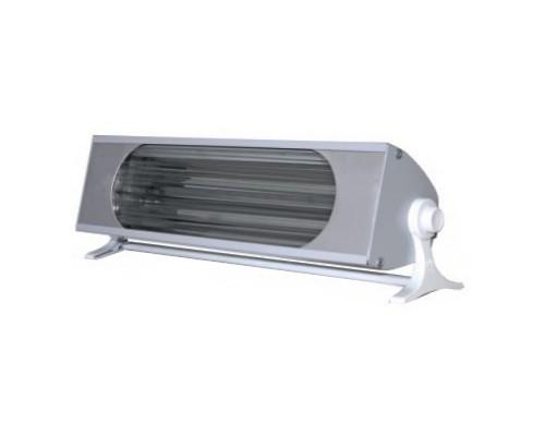 Кварцевая ультрафиолетовая лампа облучатель Солнышко ОУФ-07(мини солярий)