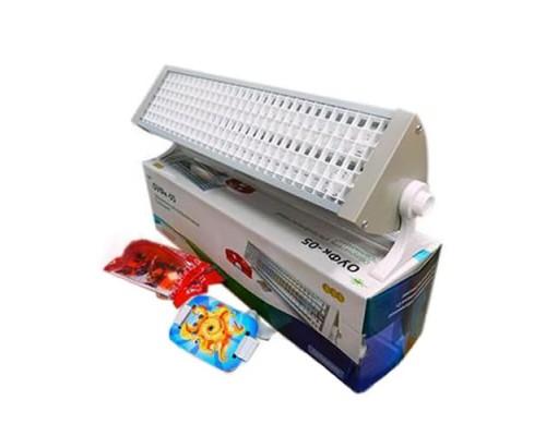 Кварцевая ультрафиолетовая лампа облучатель Солнышко ОУФК-05