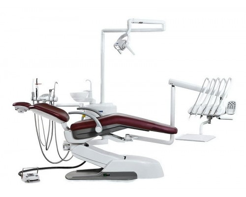Cтоматологическая установка Siger U500 с верхней подачей