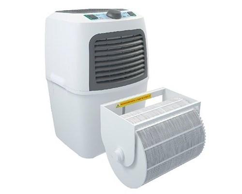 Воздухоочиститель-увлажнитель Fanline Aqua VE-400-4