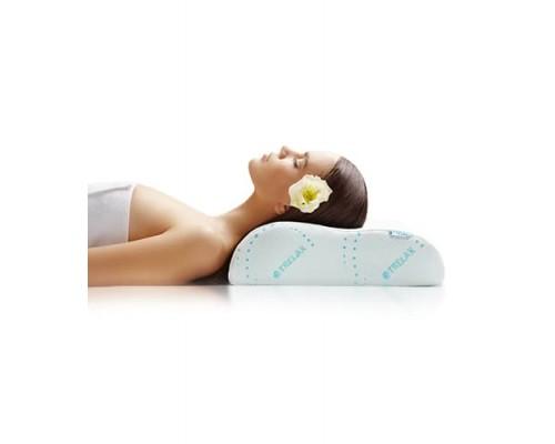 Ортопедическая подушка с эффектом памяти под голову 38х60х12 см RESPECTA П05