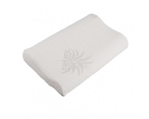 Ортопедическая подушка с эффектом памяти под голову Aloe Vera Dream MFP-5030AF