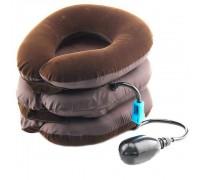 Воротник надувной лечебный для шеи полуфлок (№5)