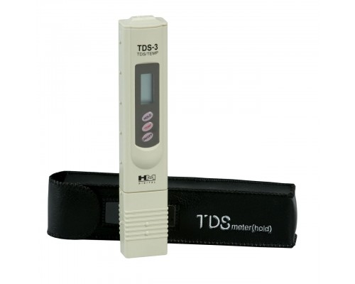 Анализатор качества воды ТДС-метр TDS3