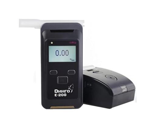Алкотестер Динго E-200 с принтером без Bluetooth