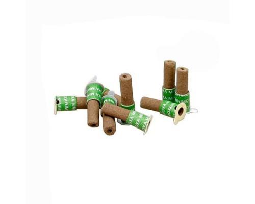 Полынные сигары (мокса) на клеевой подставке (зеленая), 180 шт