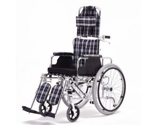 Кресло-коляска FS957LQ (FS954LGC) алюминиевая рама