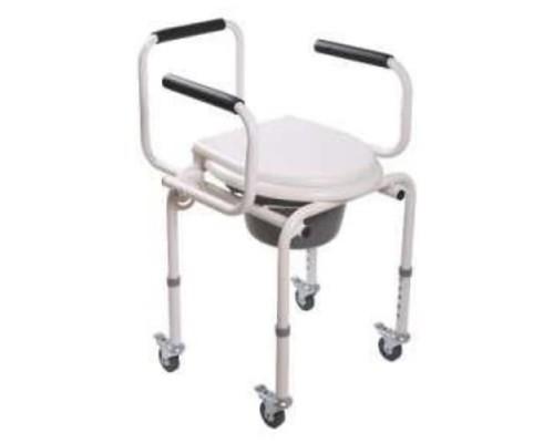 Кресло-туалет Ortonica (на колесах) TU 8