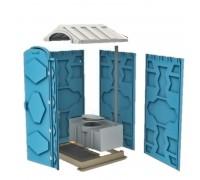 Мобильная туалетная кабина EcoGR Эконом