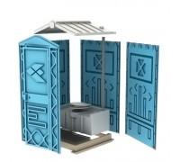 Мобильная туалетная кабина EcoGR Ecostyle