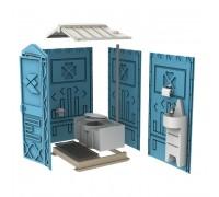 Мобильная туалетная кабина EcoGR Ecostyle Люкс