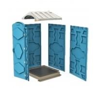 Мобильная туалетная кабина EcoGR Универсал Эконом