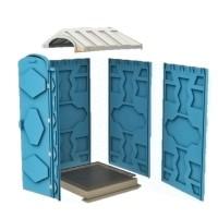 Мобильная туалетная кабина EcoGR Универсал