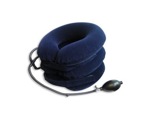 Воротник надувной лечебный для шеи с магнитом (№6)