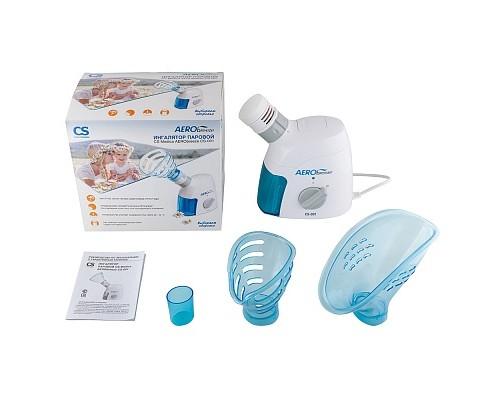 Паровой ингалятор CS Medica AERObreeze CS-001 (сауна для лица)