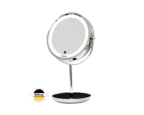 Зеркало косметологическое с подсветкой х10 Belberg BZ-05