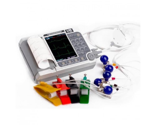 Электрокардиограф 12-канальный ЭК12Т-01-Р-Д