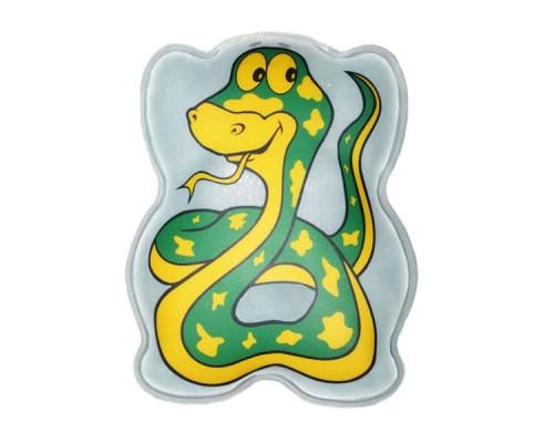 Солевая грелка Змейка